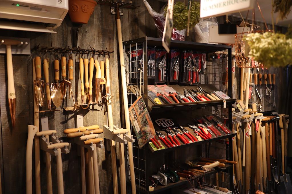イギリス、ドイツ、フランスの園芸アイテム(toolbox世田谷)