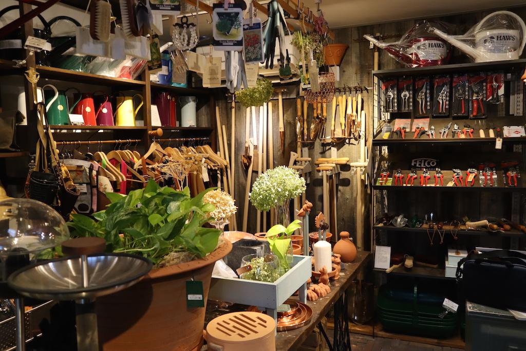 園芸ショップ「toolbox世田谷」