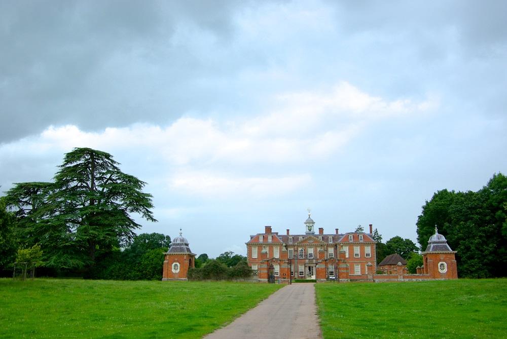 ハンベリー・ホールの屋敷