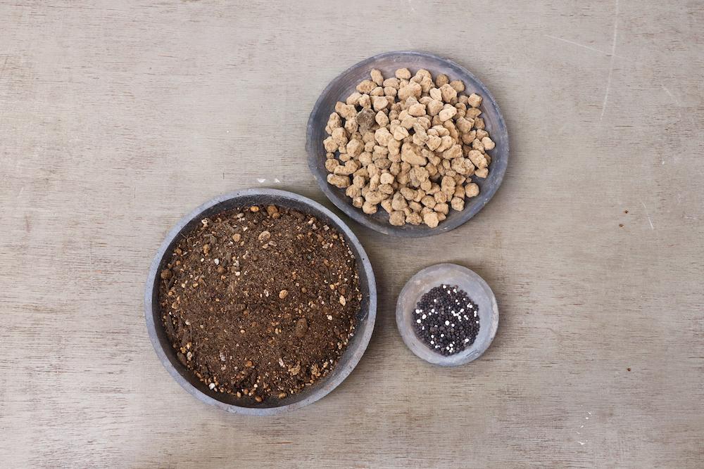 寄せ植え用土
