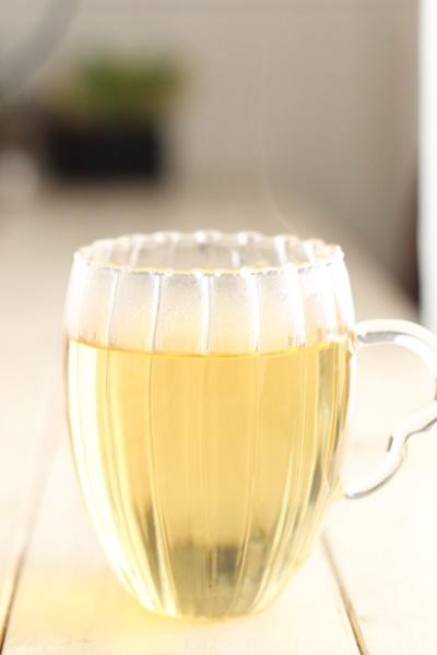 エルダーフラワーの効果的な飲み方