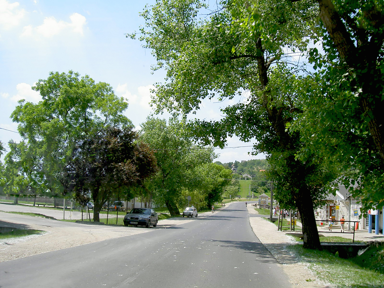 ハンガリー郊外