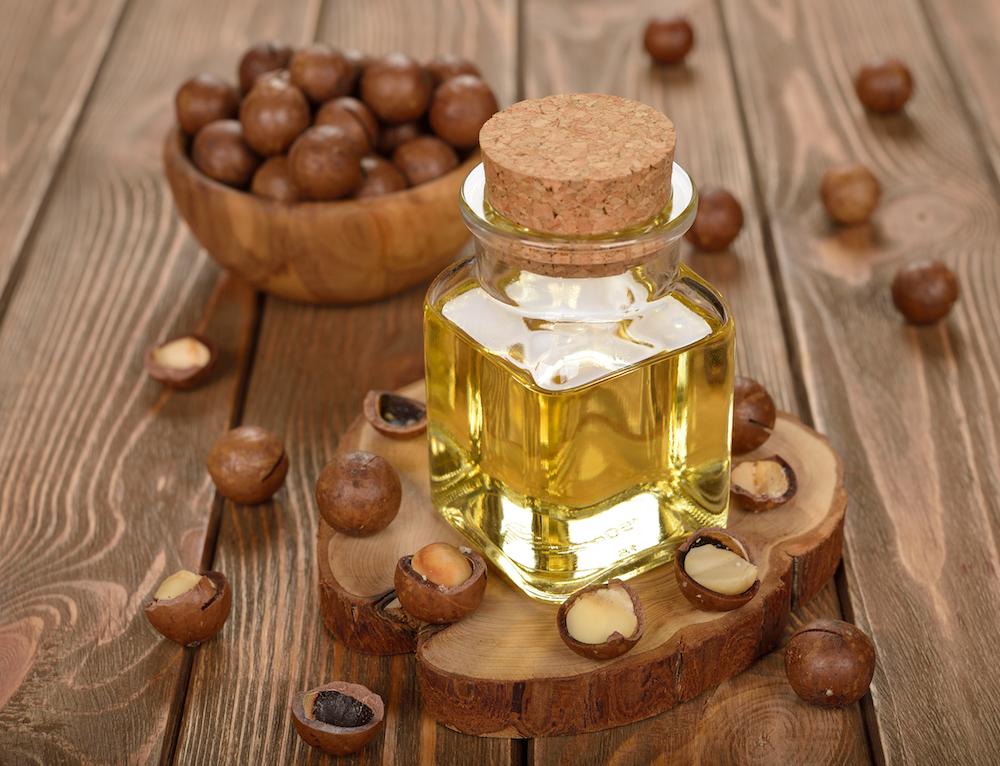 乾燥対策におすすめの植物油-マカダミアナッツオイル