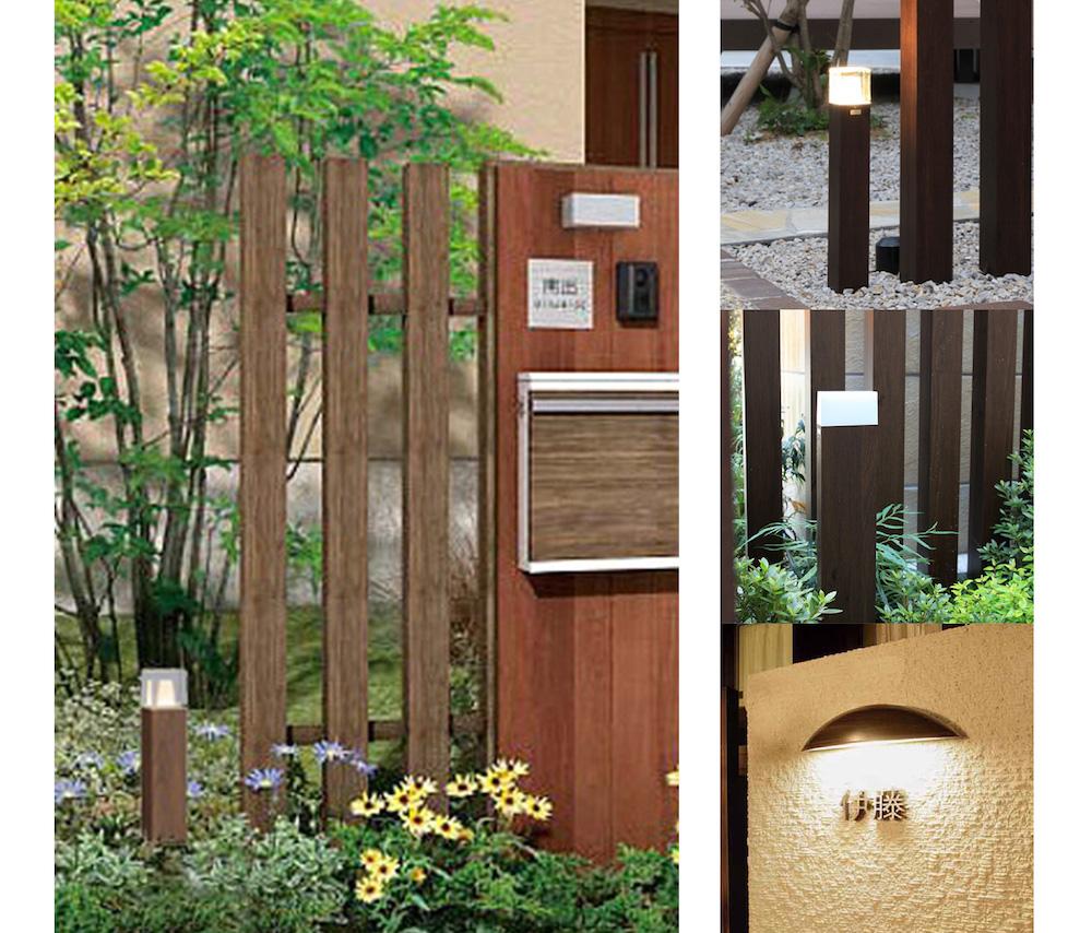 カントリー調の空間に合う照明器具のデザイン〜木目調のデザイン
