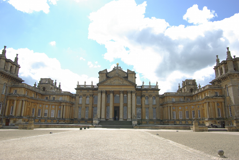 ブレナム宮殿