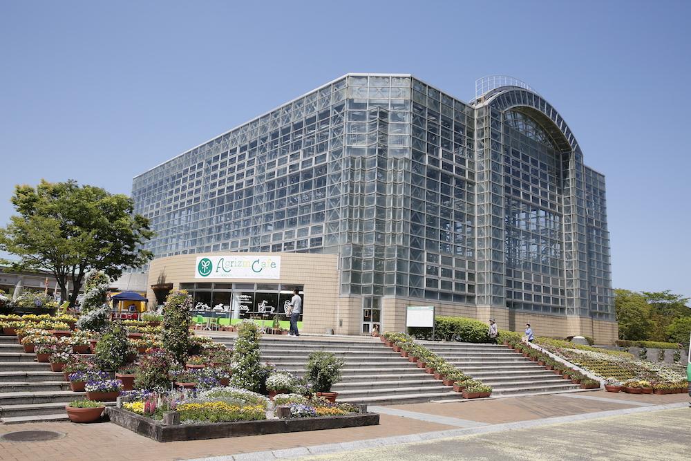 響灘緑地(グリーンパーク)温室
