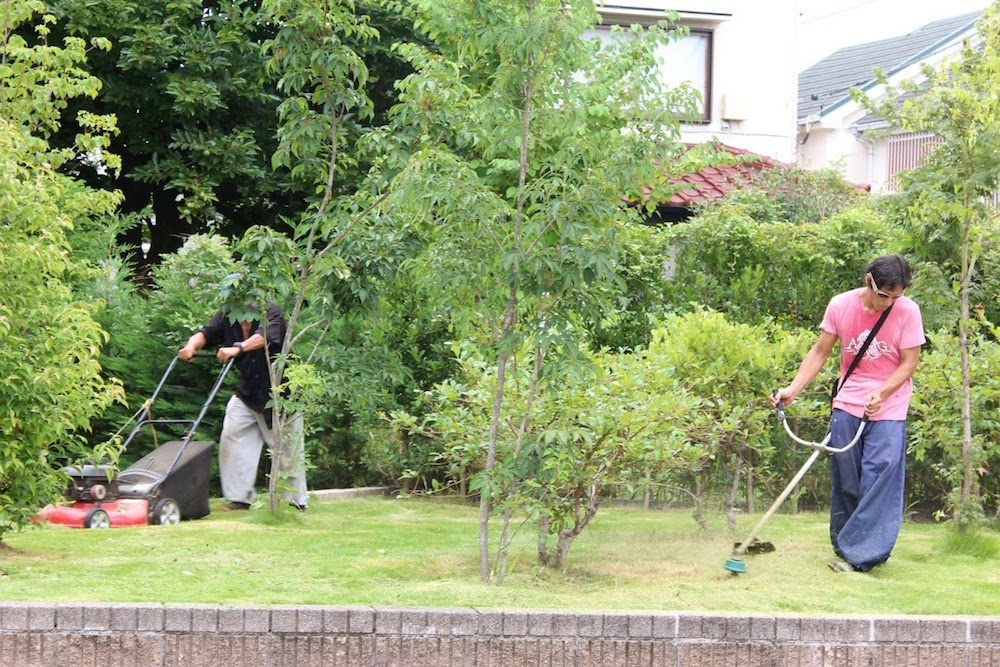 今月の植木屋:芦沢プランオブガーデン