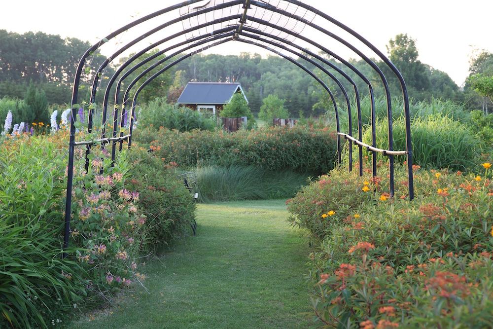 大森ガーデンのエントランス