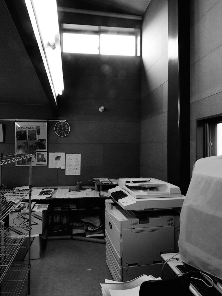 改修前の元事務所
