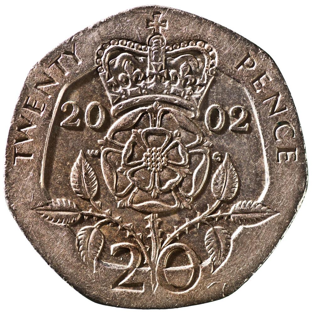 20ペンスコイン