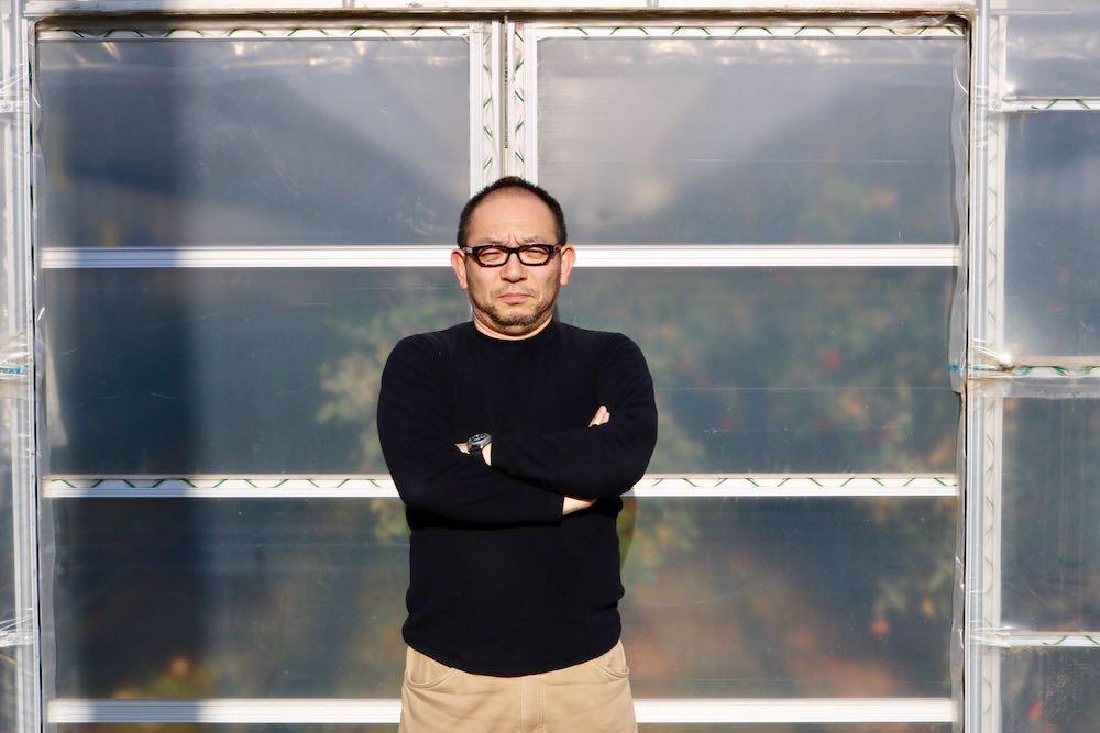 バラづくり-スタッフ松本喜宏さん