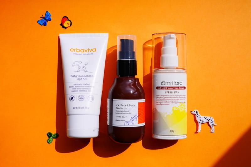 ガーデナーの肌を紫外線から守る! カモミール、ホホバ種子油など植物エキス配合の「ノンケミカルな日焼け止め」3選