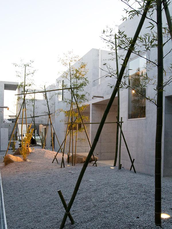 萩塚の長屋
