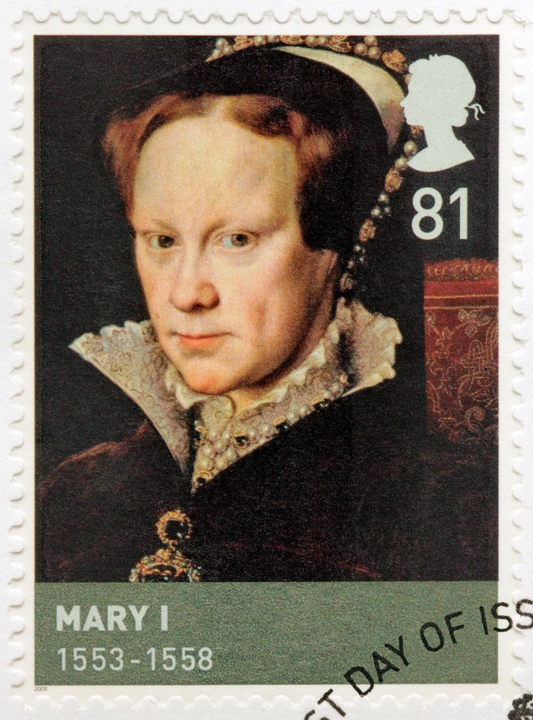 イングランド女王メアリー1世