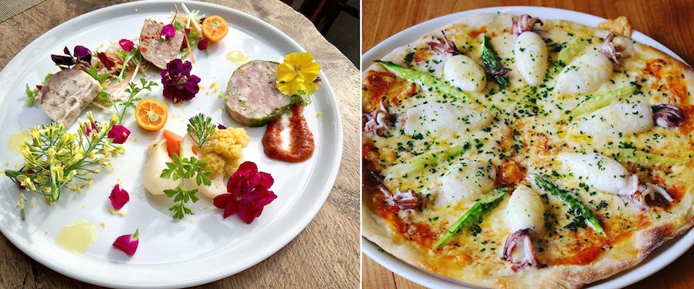 渋谷園芸のレストラン
