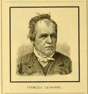 フランソワ・ラシャルムの肖像