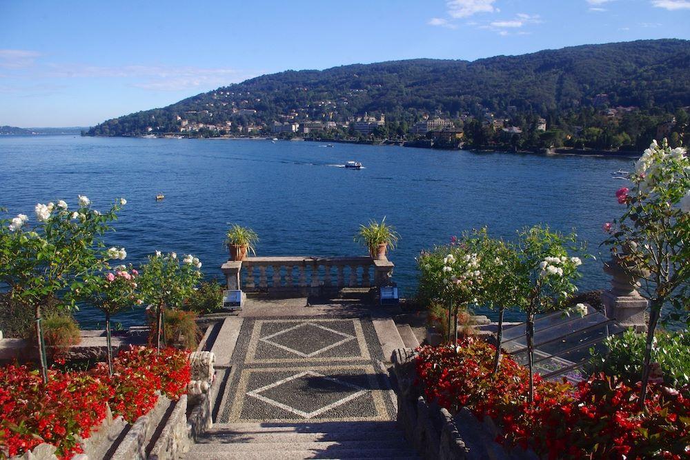 イタリアの湖とガーデン