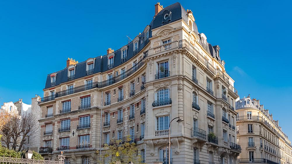パリ、オートゥーユ地区