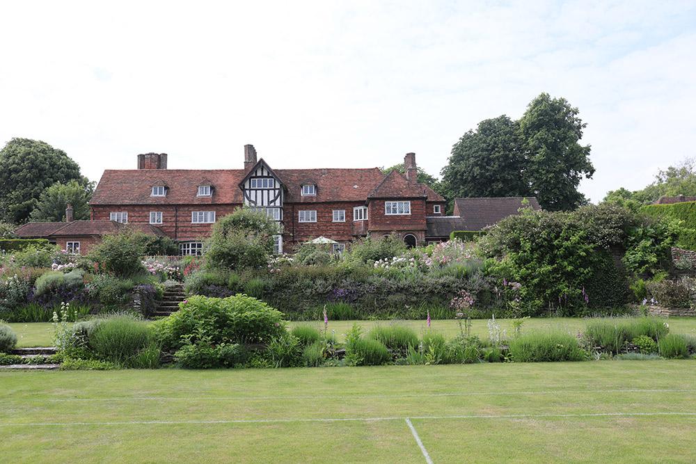 アプトン・グレイの庭