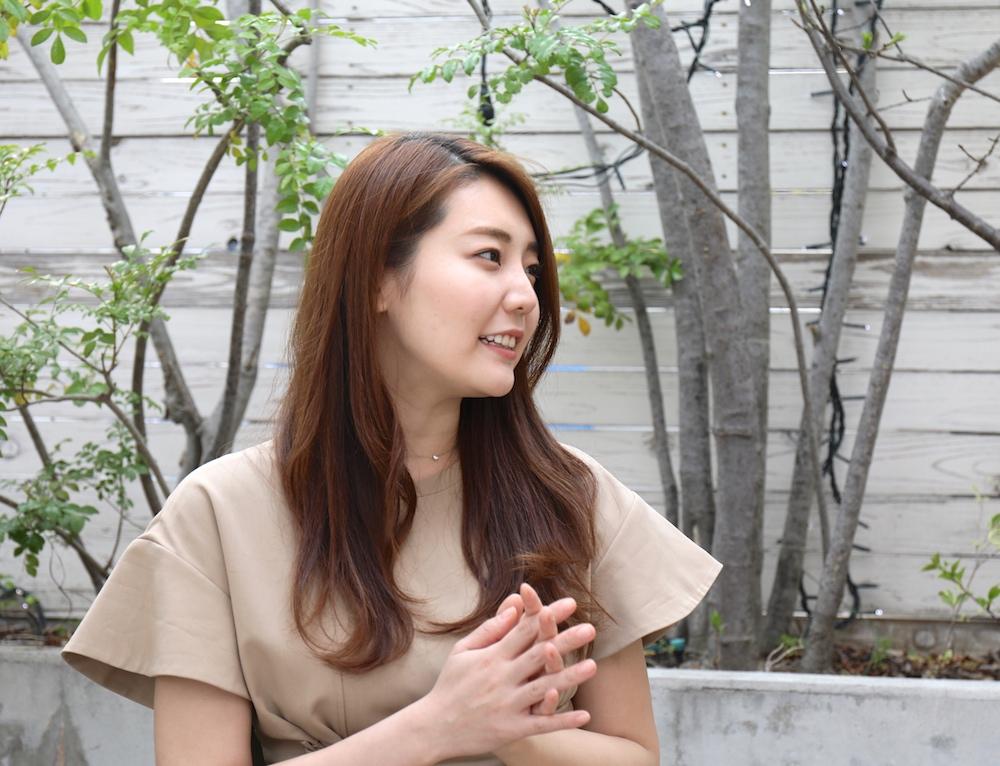 ROSE LABO代表 田中綾華