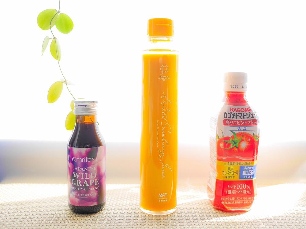 奇跡の果実で美しく健康に! シーベリー、日本山ぶどう、高リコピントマト…驚きの力を持つジュース3選