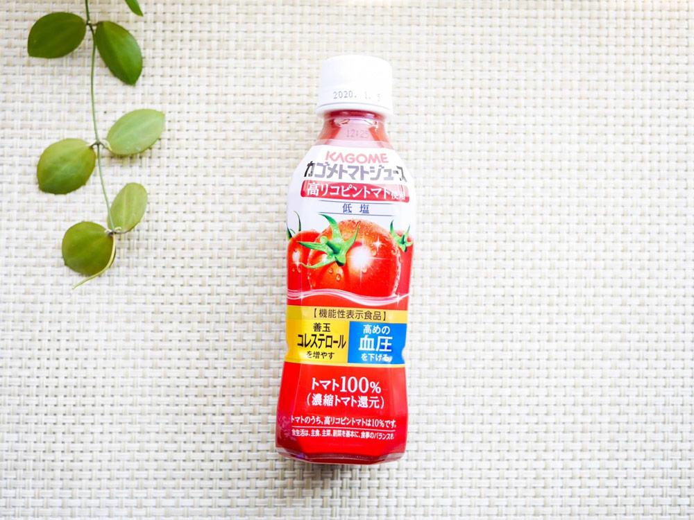 1本に驚きの美容・健康効果 カゴメ「カゴメトマトジュース 高リコピントマト使用」