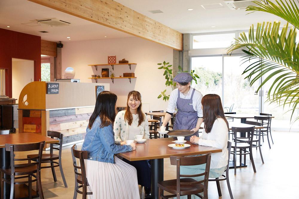 花菜ガーデンレストラン「キッチンHana」