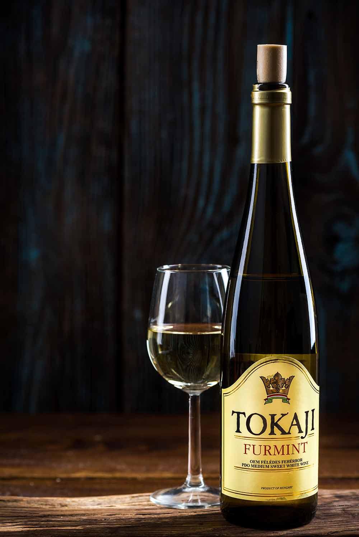 トカイ地方の貴腐ワイン