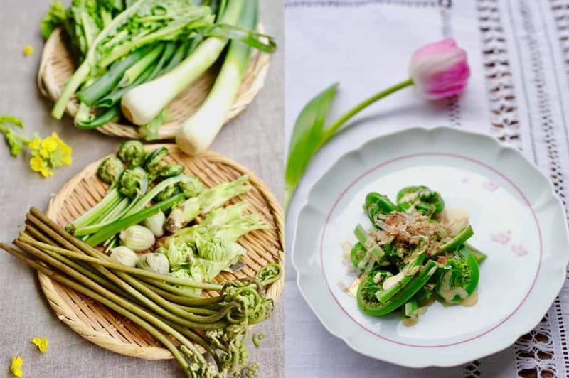 山菜・野草レシピ