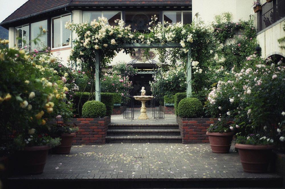 神戸布引ハーブ園