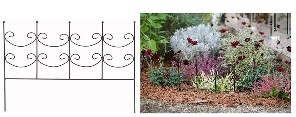 花壇フェンス