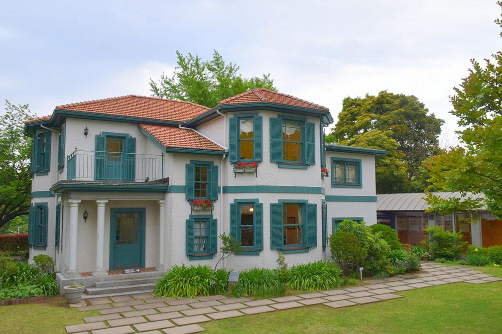 ブラフ18番館(横浜市認定歴史的建造物)
