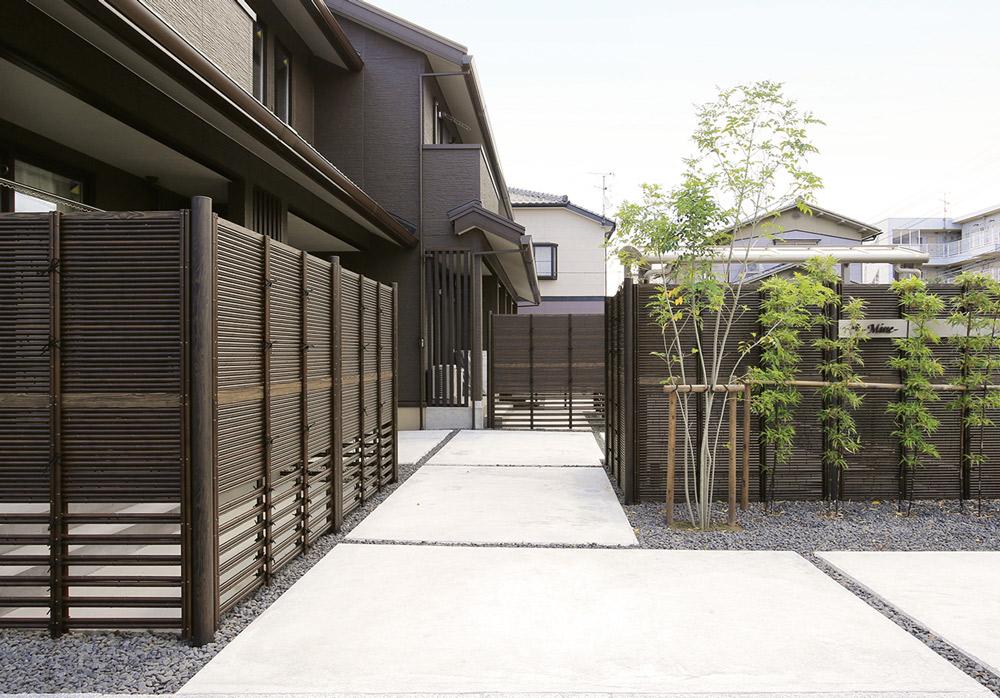 竹垣の種類や素材って? おしゃれな竹垣で庭を和風にアレンジ!