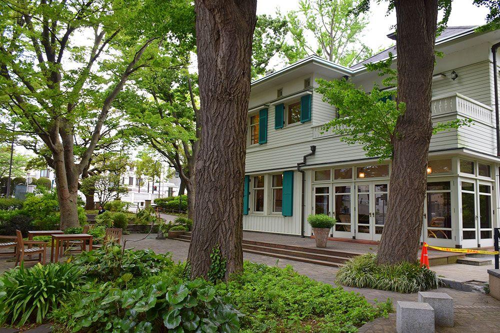 エリスマン邸(横浜市認定歴史的建造物)