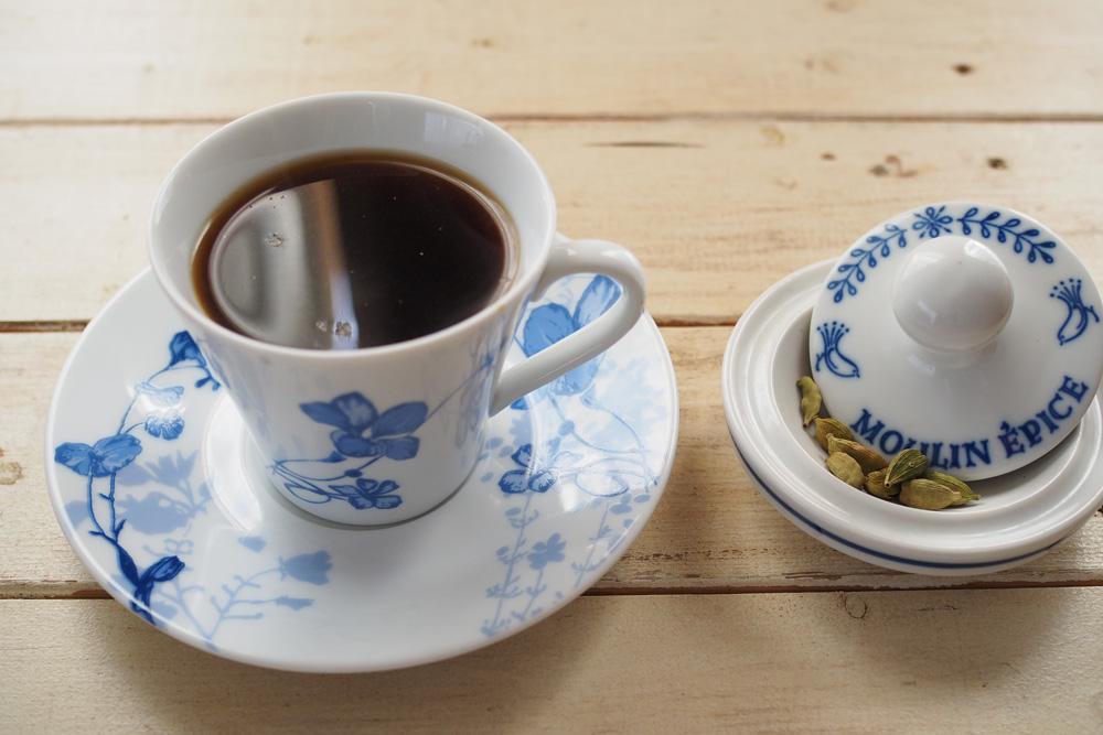 <カルダモンコーヒーレシピ>いつものコーヒーがスペシャルな味に!