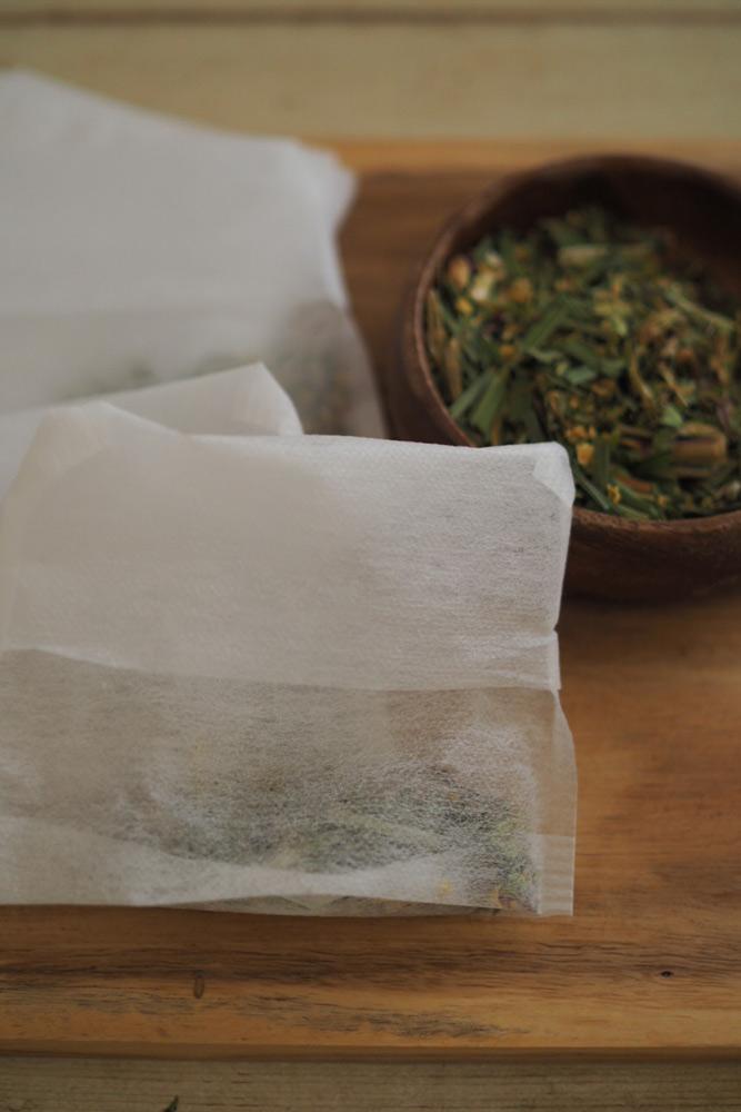 お風呂タイムに、カモミールのチカラを加えよう