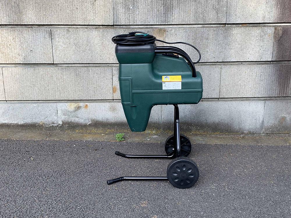 ガーデンシュレッダー