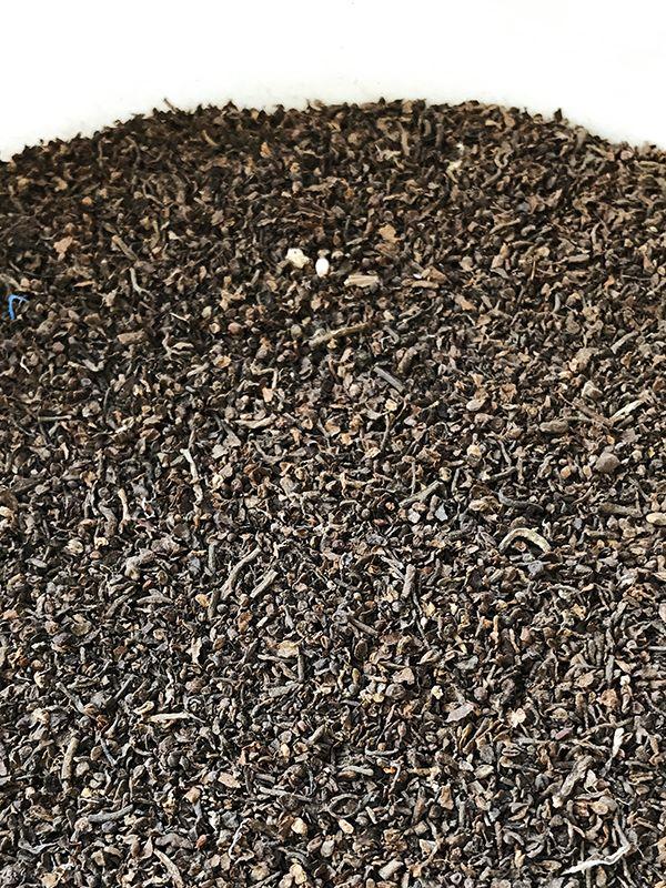 乙庭で使っている有機肥料