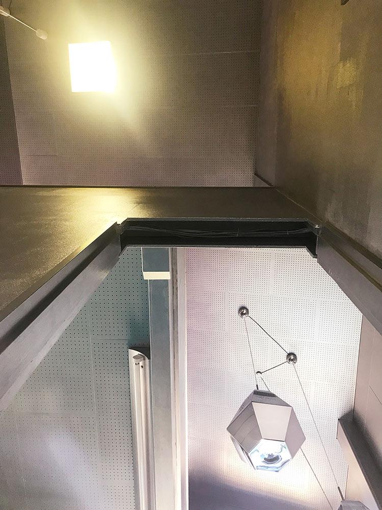 乙庭新社屋 覆プロジェクト