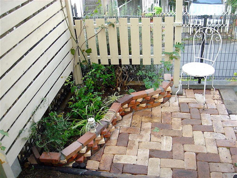 DIYで作るレイズドベッド花壇