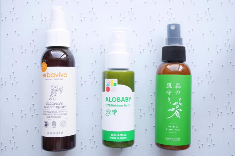 ハーブの力で虫から守る!香りにも癒やされる自然派アウトドアスプレー3選[ボタニカル・パワー]