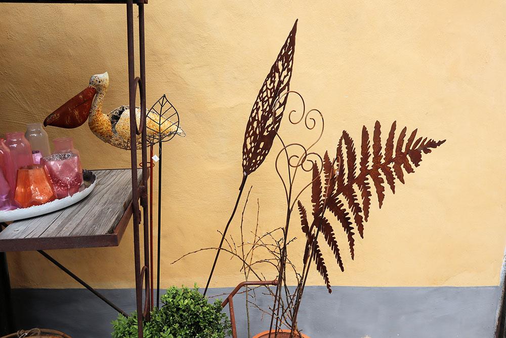 ハルシュタットの園芸店