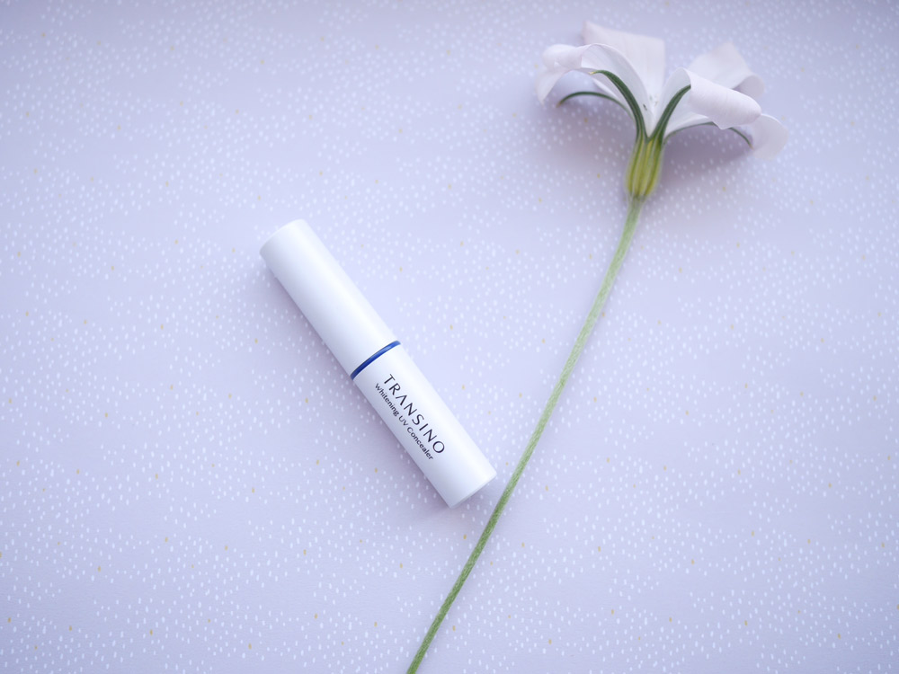 シミを隠しながら美白ケアが叶う 第一三共ヘルスケア「トランシーノ薬用ホワイトニングUVコンシーラー <医薬部外品>」