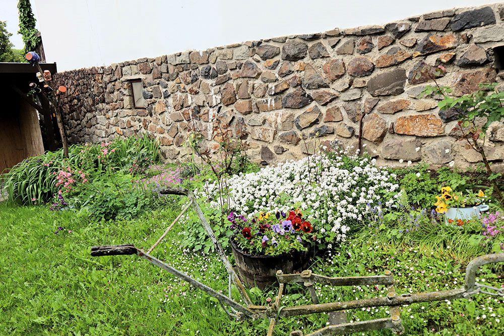 ハンガリー ホロック村