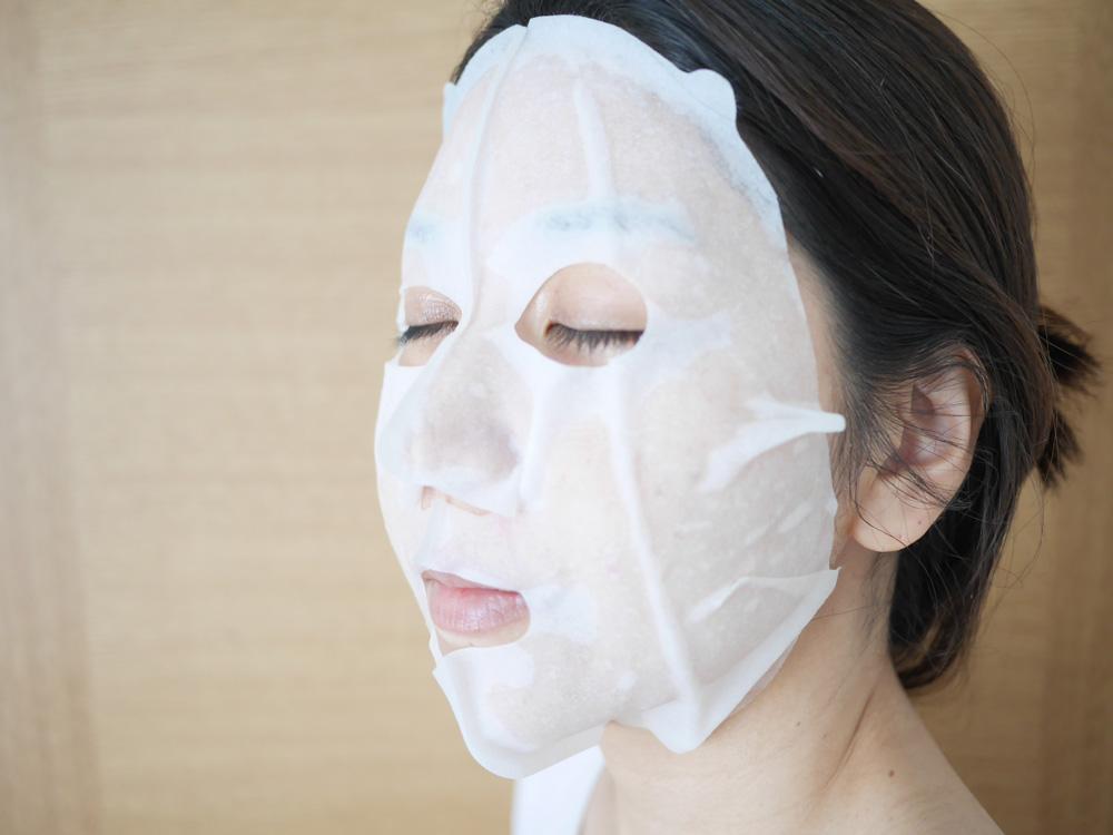 ハウス オブ ローゼ『ホワイトニング マスクパック3D』