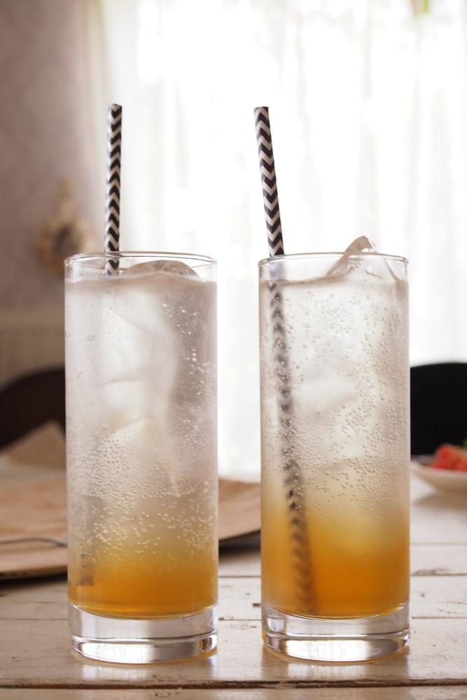 青じそビネガージュースの作り方