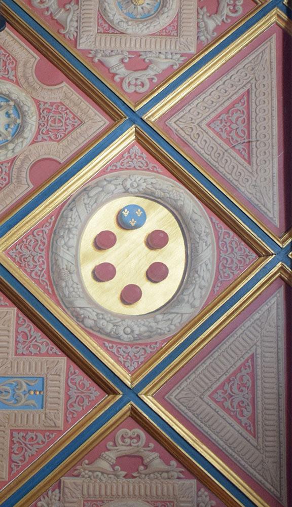 メディチ家の紋章