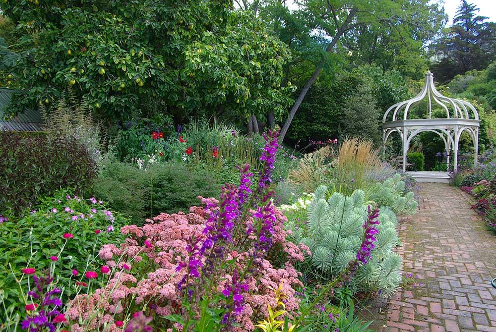 クライストチャーチの庭