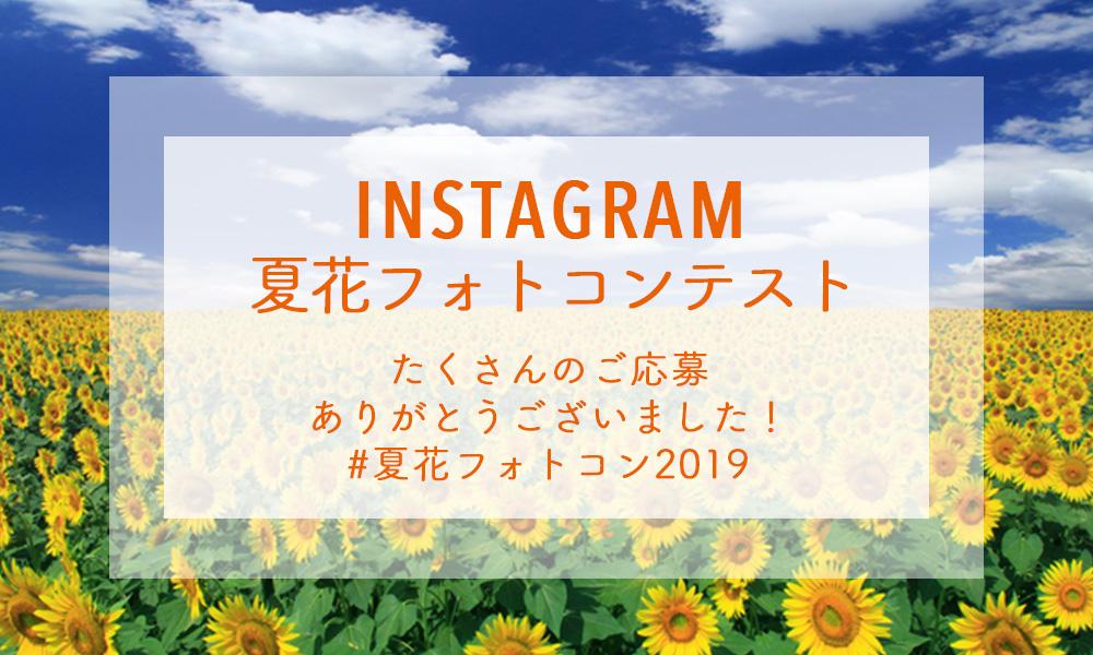 夏花フォトコン2019