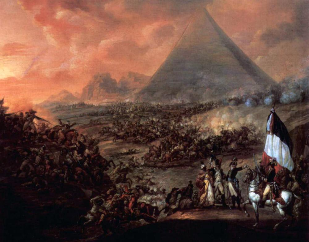 ピラミッド前の戦い